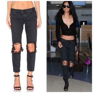 One By One Teaspoon Fox Black FREEBIRDS jeans